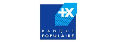 Banque populaire, partenaire de Domuneo