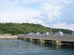 Energie maremotrice, production d electricite par les marees de la Rance